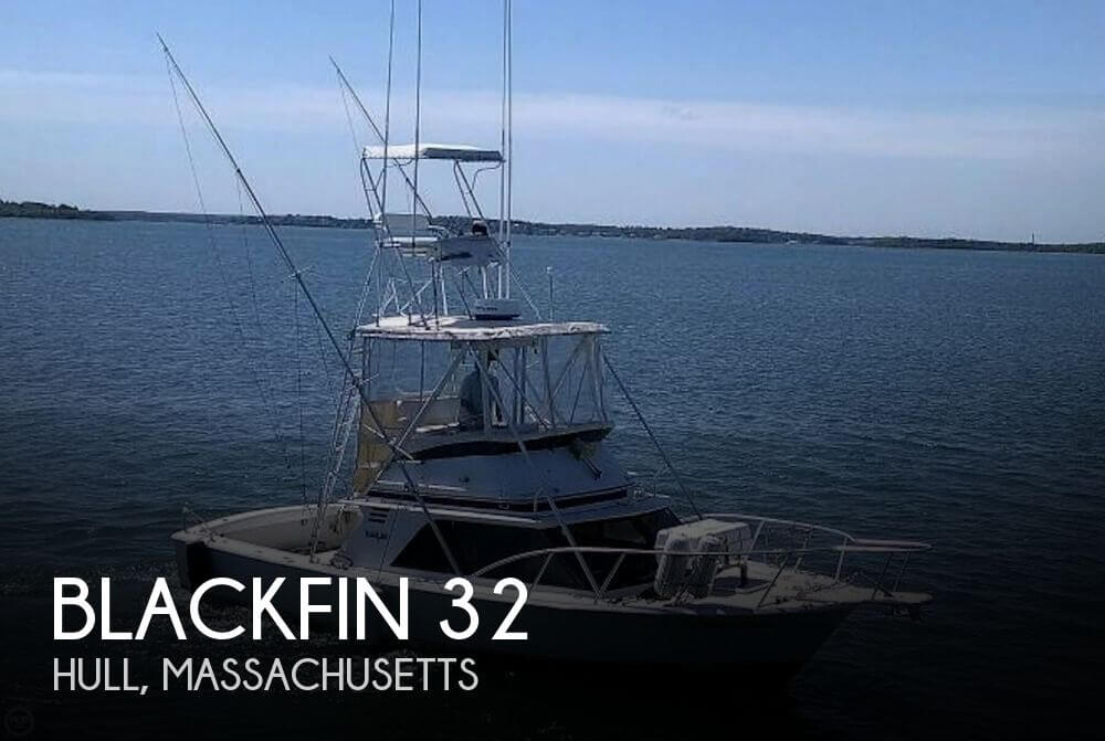 Used Blackfin Boats For Sale by owner | 1988 Blackfin 32