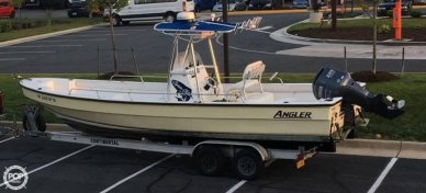 Angler 26, 26', for sale - $38,900