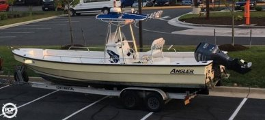 Angler Panga 26, 26', for sale - $29,900