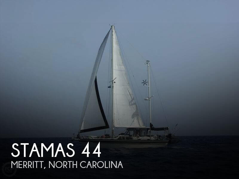 Used Boats For Sale in North Carolina by owner | 1984 Stamas 44