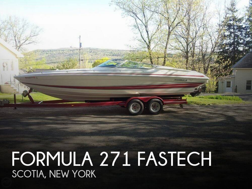 Used Boats For Sale in Albany, New York by owner | 1997 Formula 27