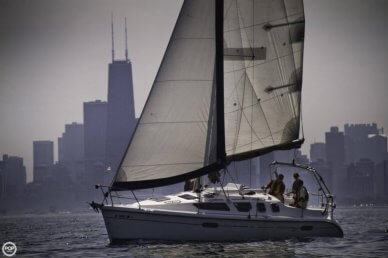 Hunter 32, 32', for sale - $52,300