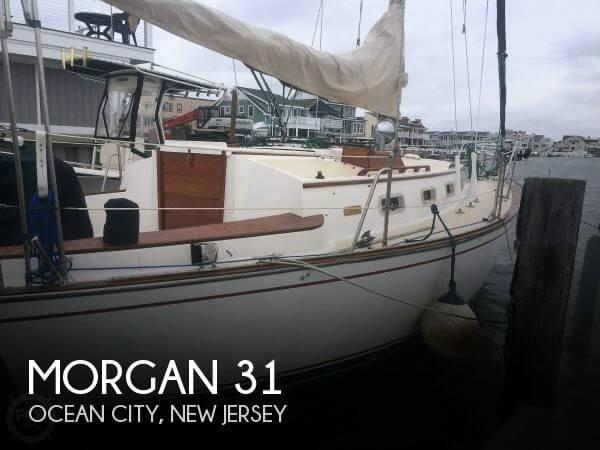 1985 Morgan 31 - Photo #1