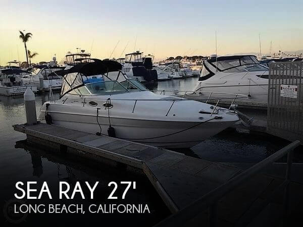 2000 Sea Ray 26 - Photo #1