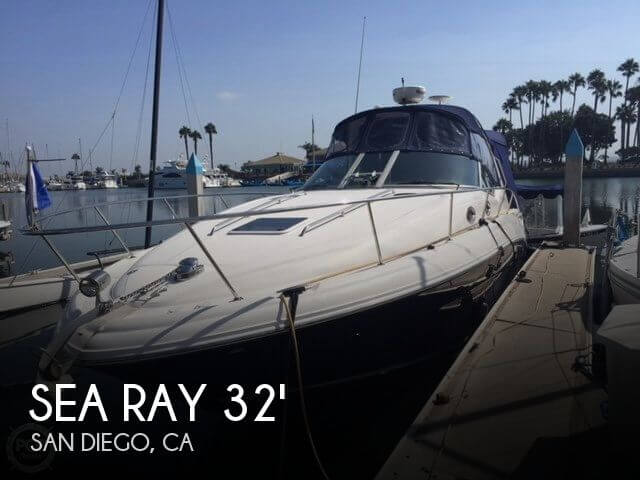 2006 Sea Ray 32 - Photo #1
