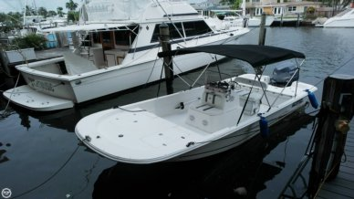 Carolina Skiff 218 DLV, 20', for sale - $27,800