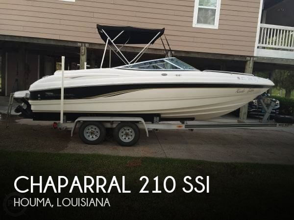 Used Chaparral Boats For Sale in Louisiana by owner | 2004 Chaparral 21