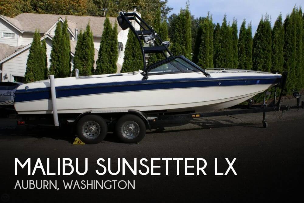 1997 MALIBU SUNSETTER LX for sale