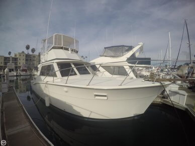 Hatteras 36 Convertible, 36', for sale - $79,500