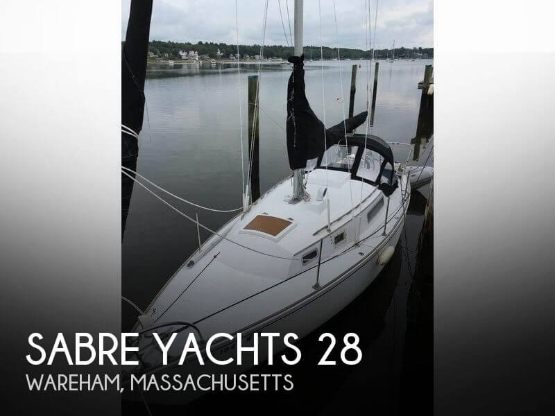 1975 Sabre Yachts 28 - Photo #1