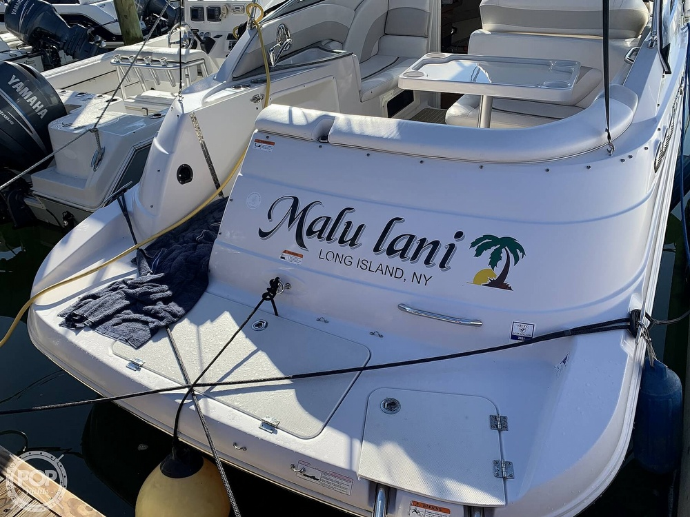 2011 Glastron boat for sale, model of the boat is GS 259 SC & Image # 6 of 40