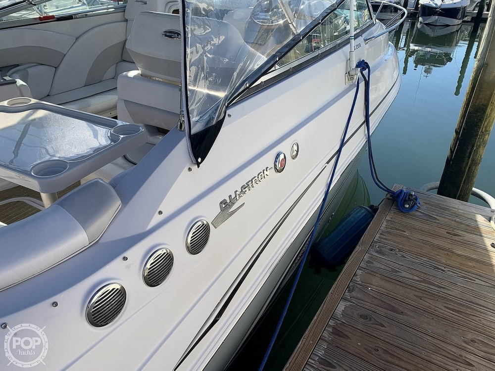 2011 Glastron boat for sale, model of the boat is GS 259 SC & Image # 9 of 40