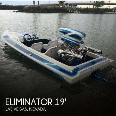 1981 Eliminator 19 - Photo #1