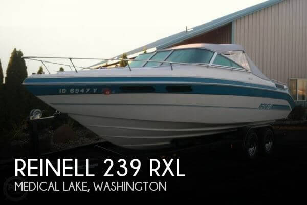 1992 REINELL 239 RXL for sale
