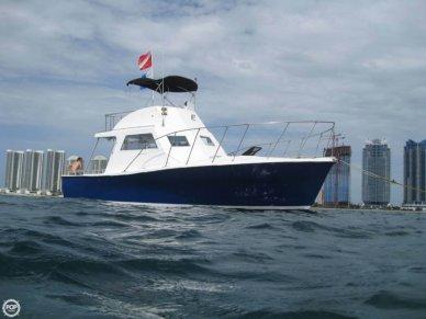 Ensign 36' Custom Dive Boat, 36', for sale - $59,000