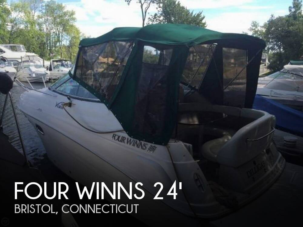 2005 FOUR WINNS 248 VISTA for sale