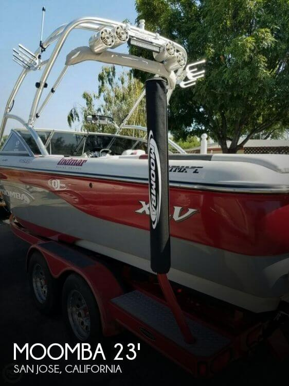 Used Boats For Sale in Salinas, California by owner | 2006 Moomba 23