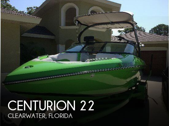 Used Centurion Boats For Sale by owner | 2014 Centurion 22