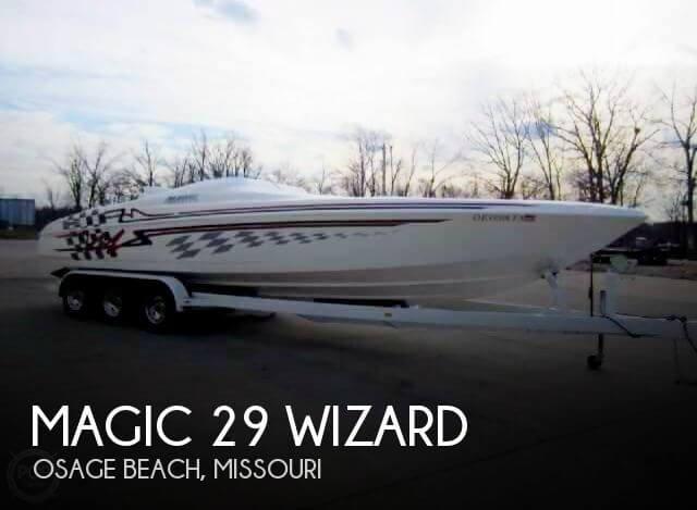 1997 Magic 29 - Photo #1