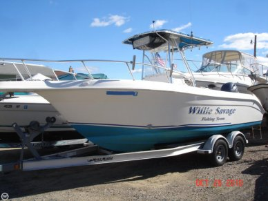 Cobia 224 Center Console, 25', for sale - $27,400