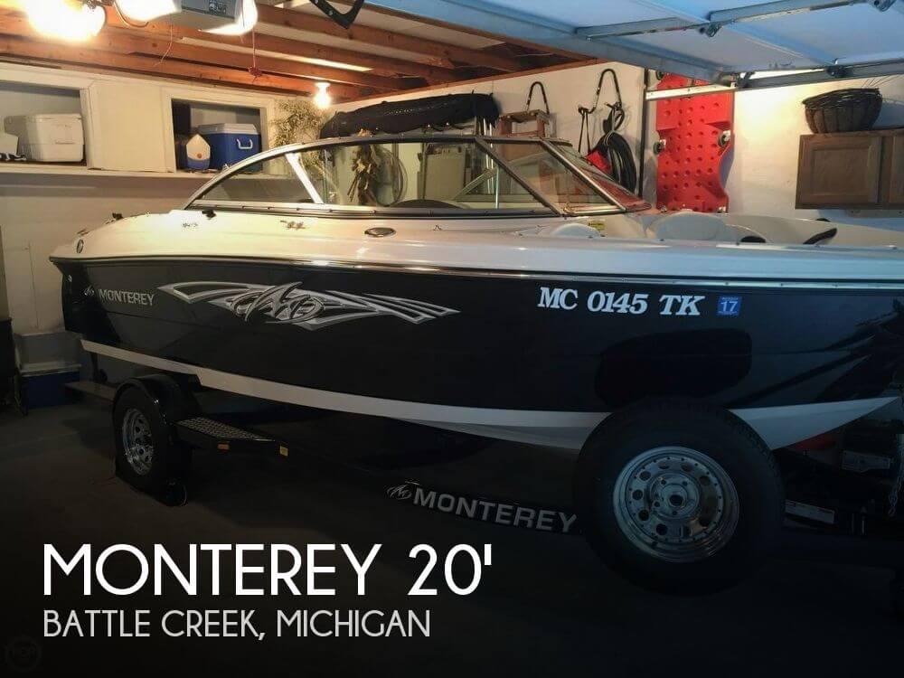 2011 Monterey 20 - Photo #1