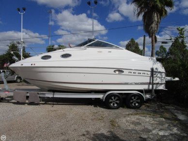 Regal 2465 Commodore, 26', for sale - $25,000