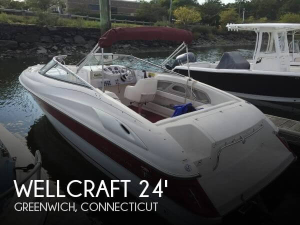 Used Wellcraft 24 Boats For Sale by owner | 1996 Wellcraft 24