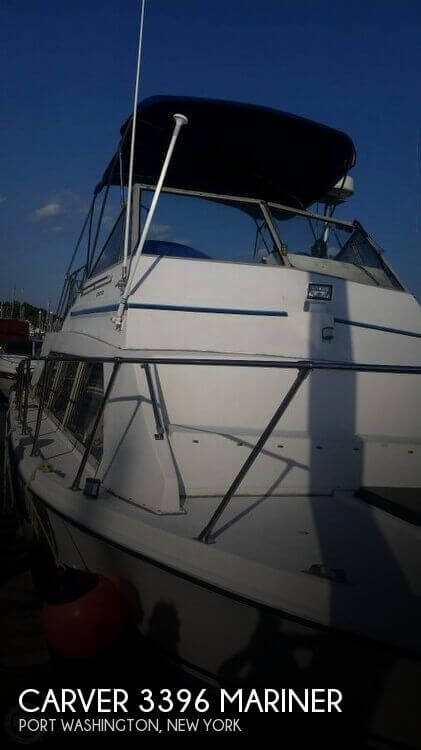 Used Carver 33 Boats For Sale by owner | 1981 Carver 33