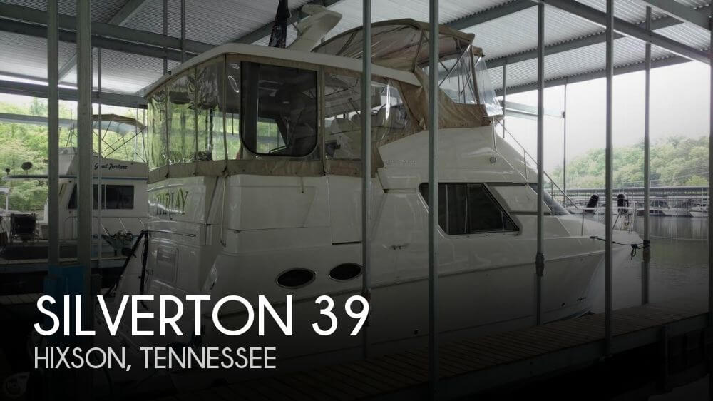 Used Boats For Sale in Chattanooga, Tennessee by owner | 1999 Silverton 39