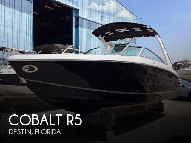 Used Boats For Sale in Pensacola, Florida by owner | 2014 Cobalt 25