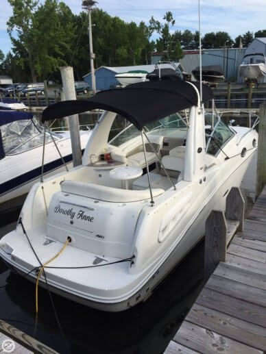 Sea Ray 260 Sundancer, 28', for sale - $44,995