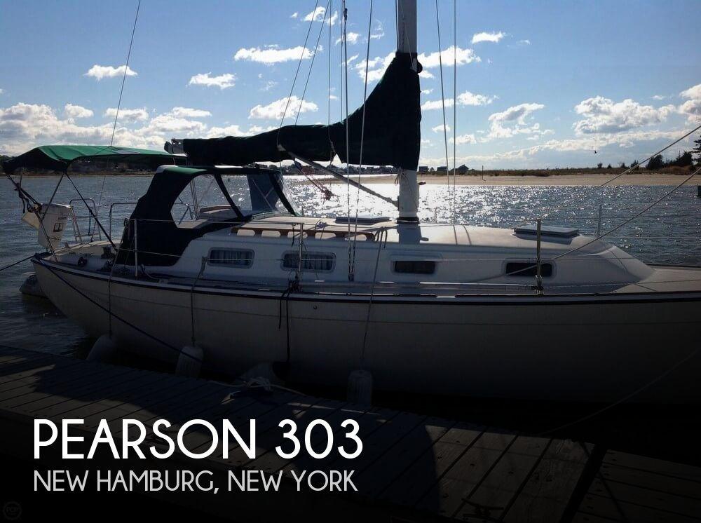 1984 Pearson 303