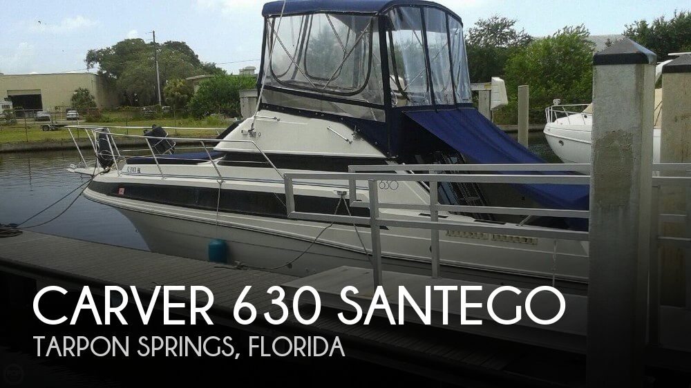 Used Carver Boats For Sale in Florida by owner | 1991 Carver 27