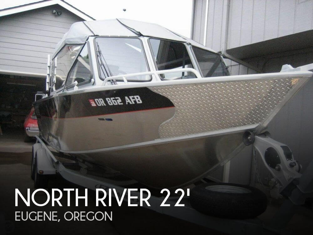Used Boats For Sale in Eugene, Oregon by owner | 2014 North River 24