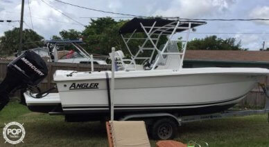 Angler 23, 23', for sale - $26,700