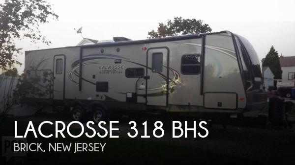 2015 Prime Time LaCrosse 318 BHS