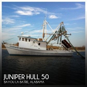 Getting A Loan With Bad Credit >> Juniper Hull 50' boat for sale in Bayou La Batre, AL for ...