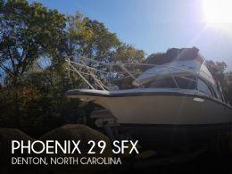 1988 Phoenix 29 SFX