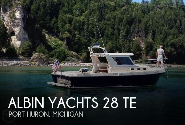 Albin Yachts For Sale In Michigan - Page 1 of 1   Boat Buys