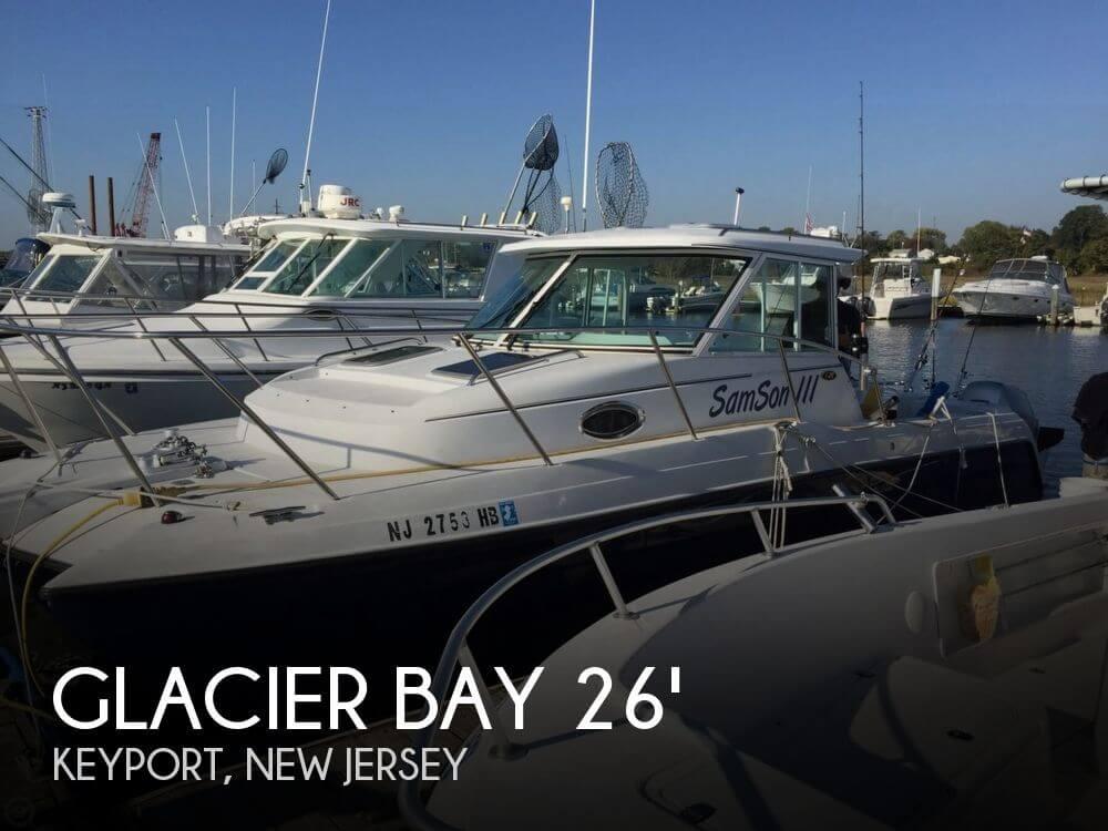 Used GLACIER BAY Boats For Sale by owner   2007 Glacier Bay 26