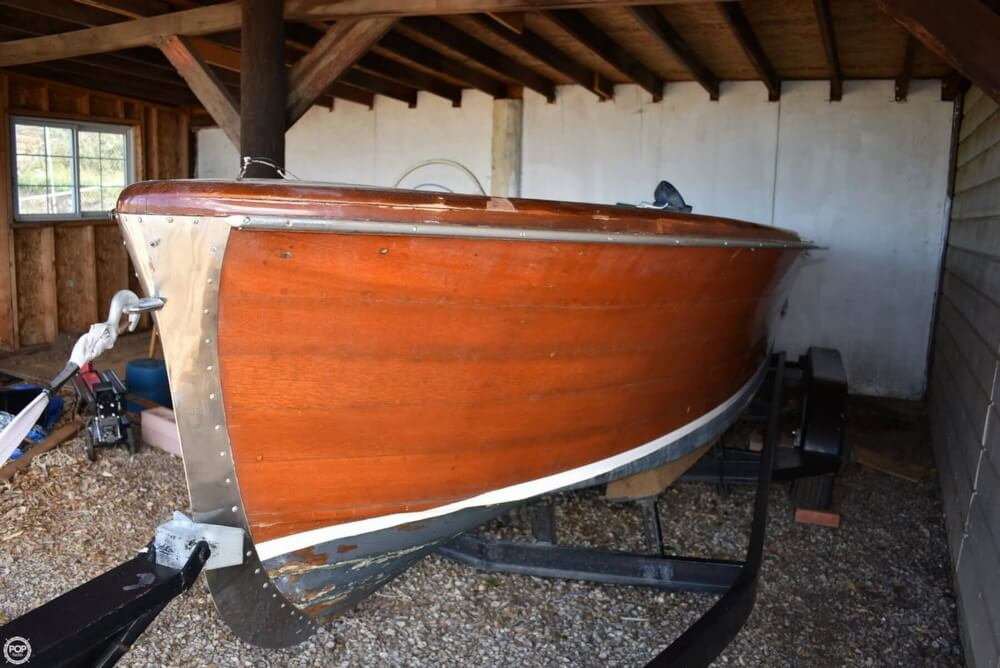 1945 Chris Craft boat for sale, model of the boat is Sportsman 18 & Image # 4 of 40
