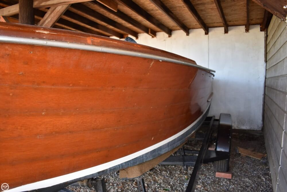 1945 Chris Craft boat for sale, model of the boat is Sportsman 18 & Image # 5 of 40