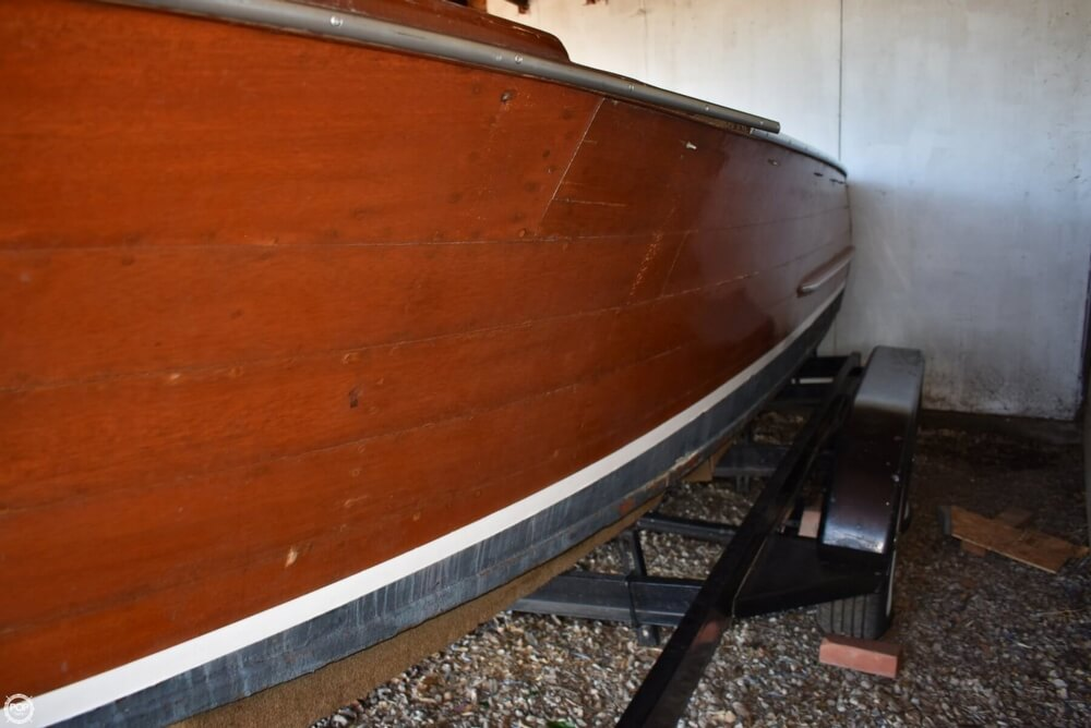 1945 Chris Craft boat for sale, model of the boat is Sportsman 18 & Image # 6 of 40
