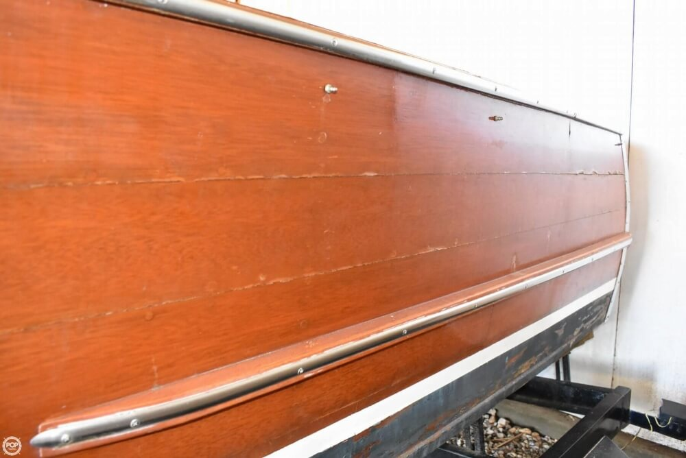 1945 Chris Craft boat for sale, model of the boat is Sportsman 18 & Image # 9 of 40