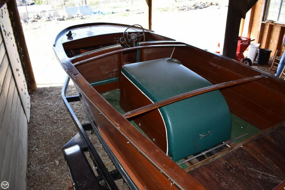 1945 Chris Craft boat for sale, model of the boat is Sportsman 18 & Image # 17 of 40