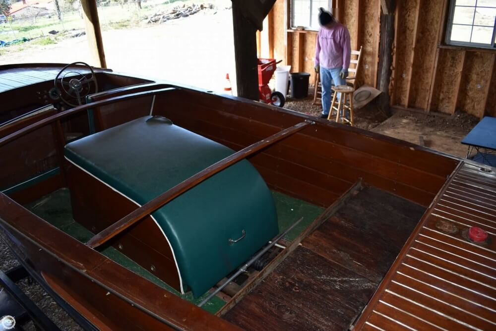 1945 Chris Craft boat for sale, model of the boat is Sportsman 18 & Image # 18 of 40