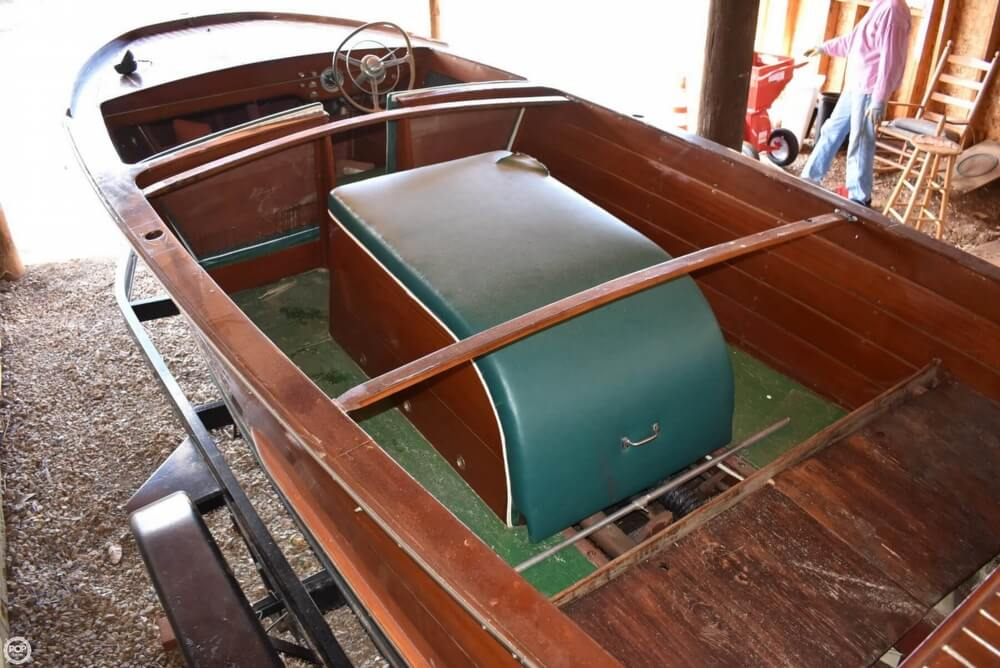 1945 Chris Craft boat for sale, model of the boat is Sportsman 18 & Image # 19 of 40