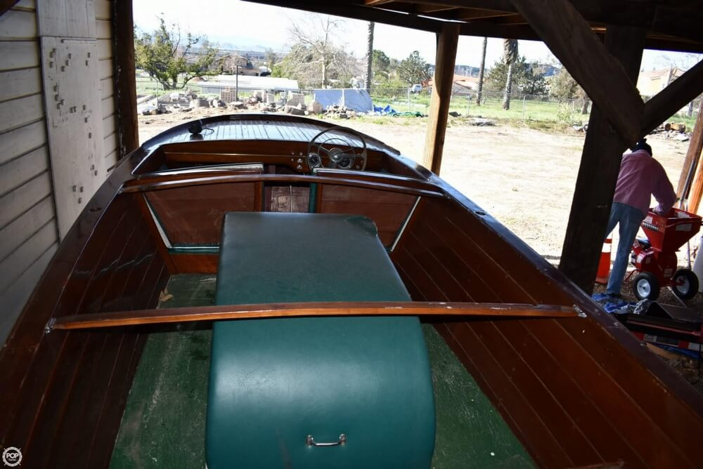 1945 Chris Craft boat for sale, model of the boat is Sportsman 18 & Image # 20 of 40