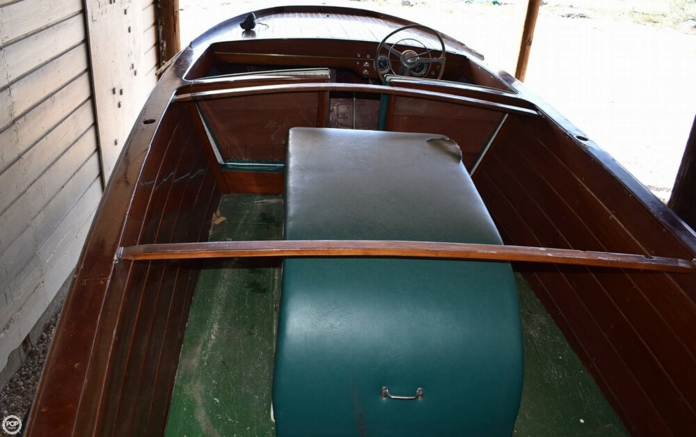1945 Chris Craft boat for sale, model of the boat is Sportsman 18 & Image # 21 of 40