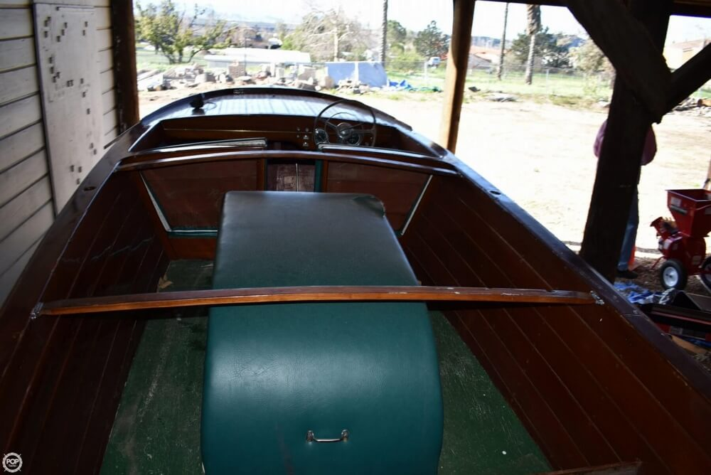 1945 Chris Craft boat for sale, model of the boat is Sportsman 18 & Image # 22 of 40